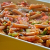 Garden Vegetable Baked Ziti