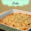 Easy Chicken Parmesan Bake