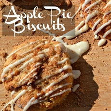 Apple Pie Biscuits