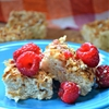 Angel Food Cake Bars