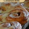 Butterscotch Cinnamon Rolls