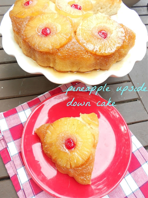 Old Fashioned Pineapple Upside-Down Cake Recipe 92