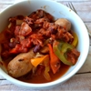 Sausage & Beans Slow Cooker Recipe