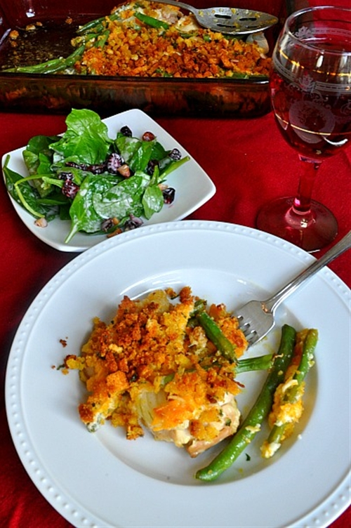 Use those Thanksgiving Leftovers to Make An Easy Weeknight Meal #Shop