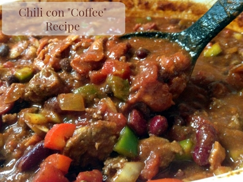 Crock Pot Chili - With Secret Ingredient!