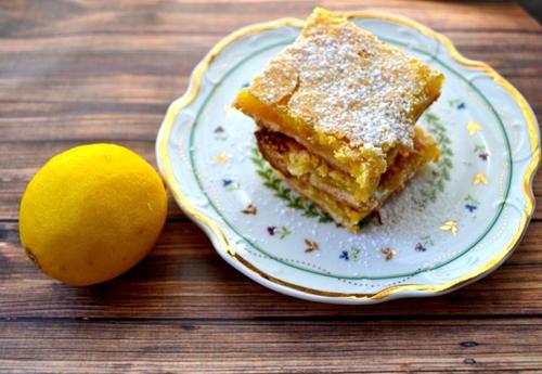 Best Lemon Bars Recipe
