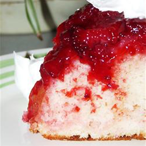 All Recipes Strawberry Upside Down Cake