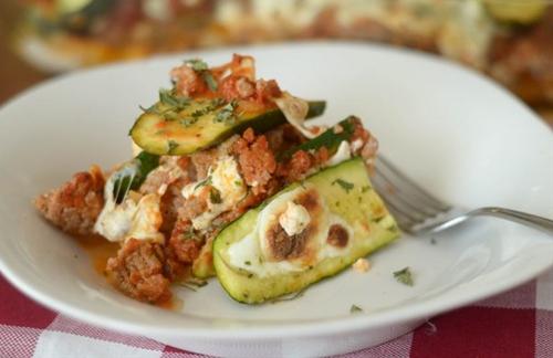 Hearty Zucchini Lasagna