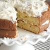 Pecan Cream Cake