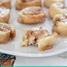 {Gluten Free}  Homemade Cinnamon Rolls