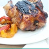 Grilled Teriyaki Cornish Hens