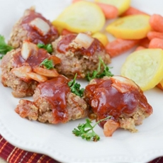 Tangy Turkey Meatballs