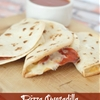 Pizza Quesadillas
