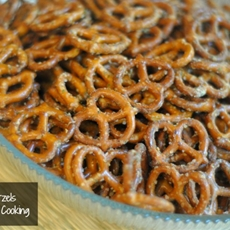 Seasoned Pretzels
