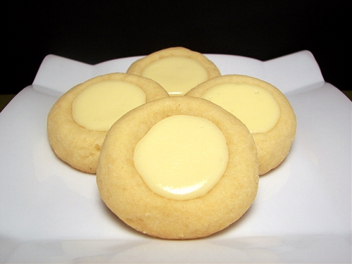 Cheesecake Thumbprints