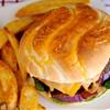 Extra Peanut Butter Bacon Cheeseburger