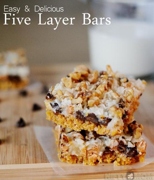 Five Layer Bars